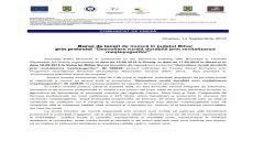 """Burse de locuri de muncă în județul Bihor prin proiectul """"Dezvoltare rurală durabilă prin revitalizarea meșteșugurilor"""""""